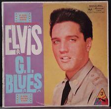 ELVIS PRESLEY - G.I. BLUES 2ND AUS PRESS RCA L10979 MONO EX-/VG++ COND