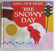 THE SNOWY DAY Ezra Jack Keats Caldecott Medal Children's Book
