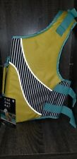 Floating Vest For 50-80 lb Dogs CABANABAY Collection Set Sail