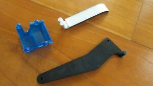 Cox Mercedes W196 1950 tether race car replacement part exhaust hood hinge t bar