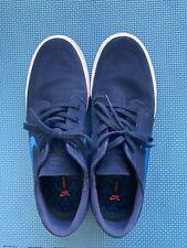 Nike SB Zoom Stefan Janoski RM Midnight Navy/Pacific Blue-White Shoes