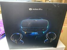 Oculus Rift S PC Powered Virtual Reality Gently Used
