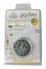 More details for ron weasley (harry potter) limited edition collectable coin