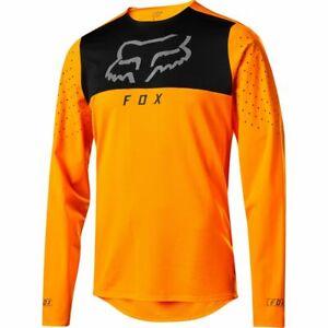 Fox Racing Flexair Delta Long Sleeve L/S Jersey Atomic Orange