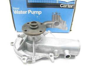 Carter FP1445 Engine Water Pump Fits 1968-1974 Opel 1.1L 1.5L 1.9L