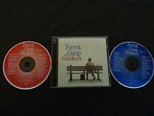 FORREST GUMP RARE SOUNDTRACK 2 X CD! ELVIS THE DOORS BOB SEGER BEACH BOYS BAEZ