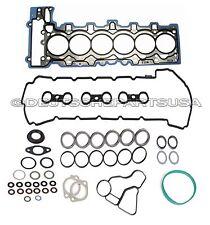 ENGINE CYLINDER HEAD GASKET + HEAD SET for BMW 11127571963 + 11127555757