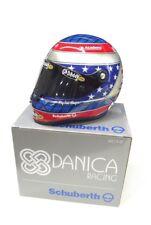 Danica Patrick (retired) 2012 Schuberth Mini Helmet RARE Collectible NASCAR