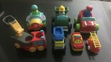 Bulk lot of toy cars