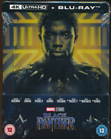 EBOND Black Panther 4K ULTRA HD + BLU-RAY D281015