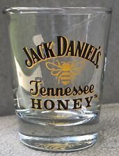 Jack Daniel's Tennessee Honey With Bee 2oz. Shot Glass - New