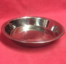 "Small Animals Stainless Steel Bowl Dish 6"" Water Food Dog Puppies Cat Kitten"