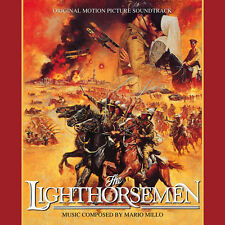 The Lighthorsemen - Complete Score - Limited 1000 - Mario Millo