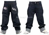 Rocawear Hip Hop Star G Double R RJ Men/'s Designer Jeans Is Money Time
