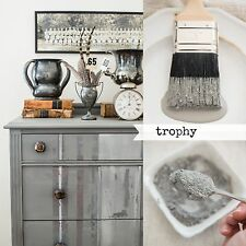Miss Mustard Seed's Milk Paint - Trophy - Gray Sample Size furniture painting
