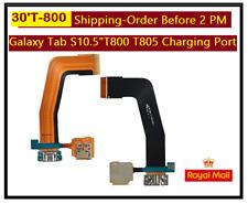 """USB Charging Port + Micro SD Flex for Samsung Galaxy Tab S 10.5"""" T800 T805 T807"""
