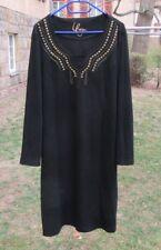 Schwarzes langes Kleid von Ulla Popken - Größe 46/48