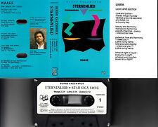 BERND KACZMAREK - Sternenlied - Waage ★ MC Musikkassette