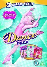 Angelina Ballerina Dance Pack triple pack - The Nutcracker Sweet, Pop Star Gir