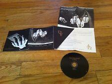 DEATHQUINTET Godwork CD AT THE GATES Finntroll DIMENSION ZERO Scar Symetry RARE