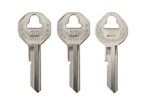 Holden Keys Blank Hex head Door Boot HOLDEN FX FJ FB EK EJ EH HD HR HK HT HG LC