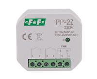 F&F PP-2Z 230V Elektromagnetische Relais LED ESL Energiesparlampe Halogen Röhre