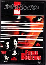 Fatale Begierde - DVD - Film - Video - Bild