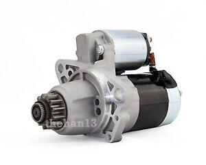 (AUTOMATIC ONLY) STARTER MOTOR FITS  NISSAN X-TRAIL T30 T31   2.5L 1998-2009