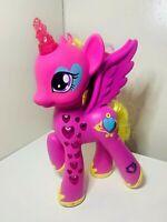 My Little Pony Light Up Hearts Figure Musical Princess Cadence Pink Hasbro 2014