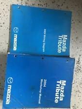 Repair Manuals Literature For Mazda Tribute For Sale Ebay