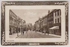 Yorkshire (West) postcard - Hallgate, Doncaster - RP - P/U 1911