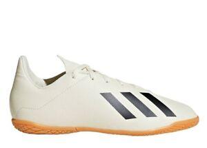 Adidas X Tango 18.4 IN J DB2432 White Child Sports Soccer