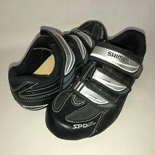 Shimano Sh-Wr31L Women's Eur 41 Us 8.5 Black Cycling Shoes