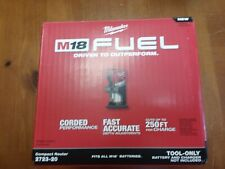 Milwaukee 2723-20 M18 FUEL Li-Ion Sin cable Sin escobillas Router Compacto Nuevo