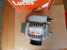 FIAT PANDA ALTERNATOR 750 1000 1100 55AMP  REMANUFACTURED LUCAS LRA558