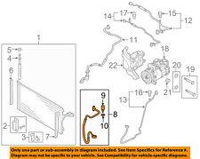 AUDI OEM 10-15 Q7 Air Conditioner-Discharge Hose 7L6820721BJ