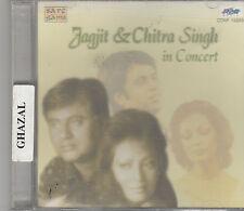 Jagjit Singh Chitra singh In Concert   [Cd]