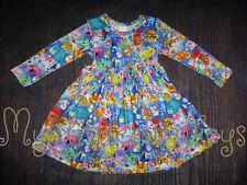 NEW Boutique Pokemon Girls Long Sleeve Dress