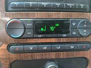 Ford F150 Climate Control Heat AC Digital HVAC 4L3 5L3 6L3 7L3 8L3 ( no bezel)
