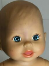 🔵Fisher Price Little Mommy Real Live Baby Toy Doll Mattel 2006 Jointed Vinyl H1