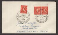 Great Britain 1955 Health Conference cover with special cancel