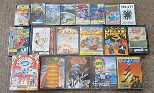 ZX SPECTRUM Game Bundle Many Great Titles Job Lot - Untested Speccy games