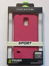 Case-Mate Tough Case (CM030881) for Samsung Galaxy S5 - Pink /Red