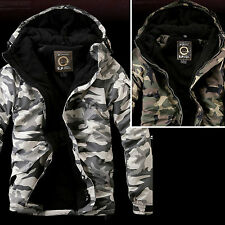 SOUTHPLAY Men Ski SnowBoard Jacket Jumper Parka Coat Suits Blazer Top CAMOUFLAGE
