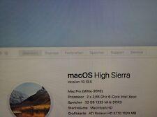 Mac Pro 5.1 12Core Produktion 2012 2,66 GHz 32GB RAM High Sierra