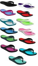 New Ladies Womens Flip Flops beach summer toe post eva Sandal surf girls Shoe UK