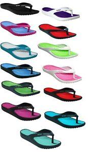 New Ladies Womens Flip Flops beach summer toe post eva Sandal surf girls Shoe UK