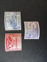 Hong Kong #180-82 Mint Never Hinged (N9V1) WDWPhilatelic