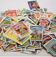 Garbage Pail Kids Mixed Series 2-15 Lot Of 10