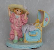 San Francisco Music Box Company - Playing Dress Up Thank Heaven For Little Girls